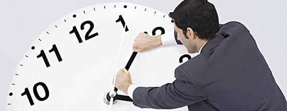Definindo as datas de inicio e termino